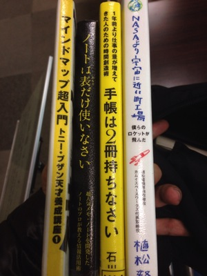 読書習慣回復 (週ログ 2013/12/08)