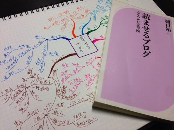 プロ作家によるブログのための文章術 –『読ませるブログ』by 樋口裕一  [書評]