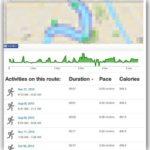 ランニングアプリの機能比較①「RunKeeper」
