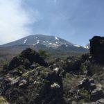 「鬼押出し園」で溶岩流の跡を散策して絶景を見てきたよ