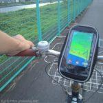 ポケモンGoを自転車で安全にプレイするためのオススメ装備