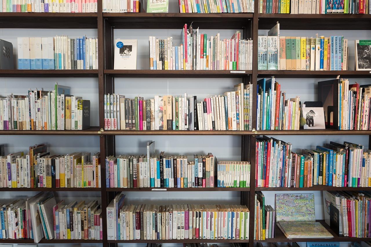 図書館利用のすすめ 〜 250冊以上借りた私の活用術