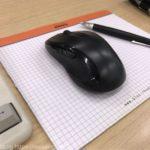 ロディア クリックブロック マウスパッド 〜 PC作業の手元にいつでもメモを!