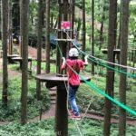 樹の上の冒険王国ターザニア 〜 ハーネス装備で楽しむフォレストアドベンチャーの予約からプレイまで