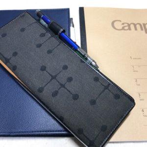 用途で使い分ける3冊の手帳〜『逆算手帳』『「超」整理手帳』『キャンパスダイアリー』