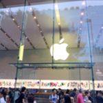 Apple Store 表参道でのiPhone 7のバッテリー交換手順と所要時間